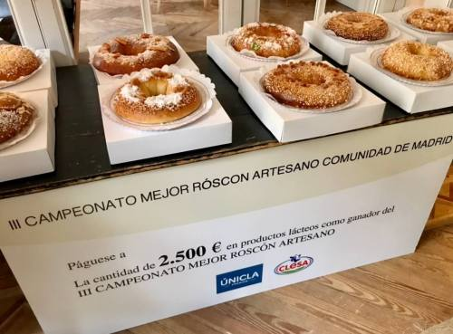 Roscón de Reyes de Madrid 2021, finalistas