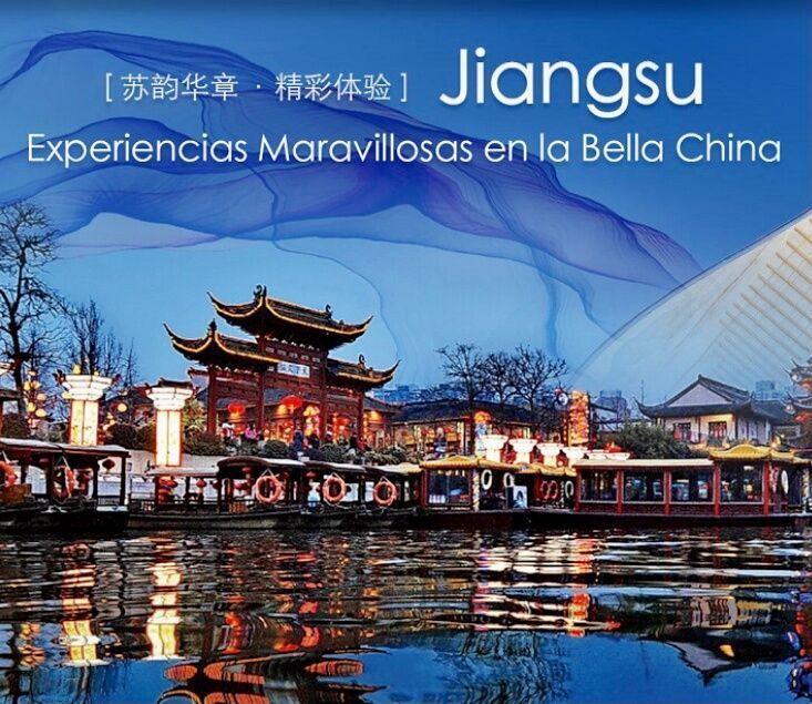 Jiangzu experiencias maravillosas