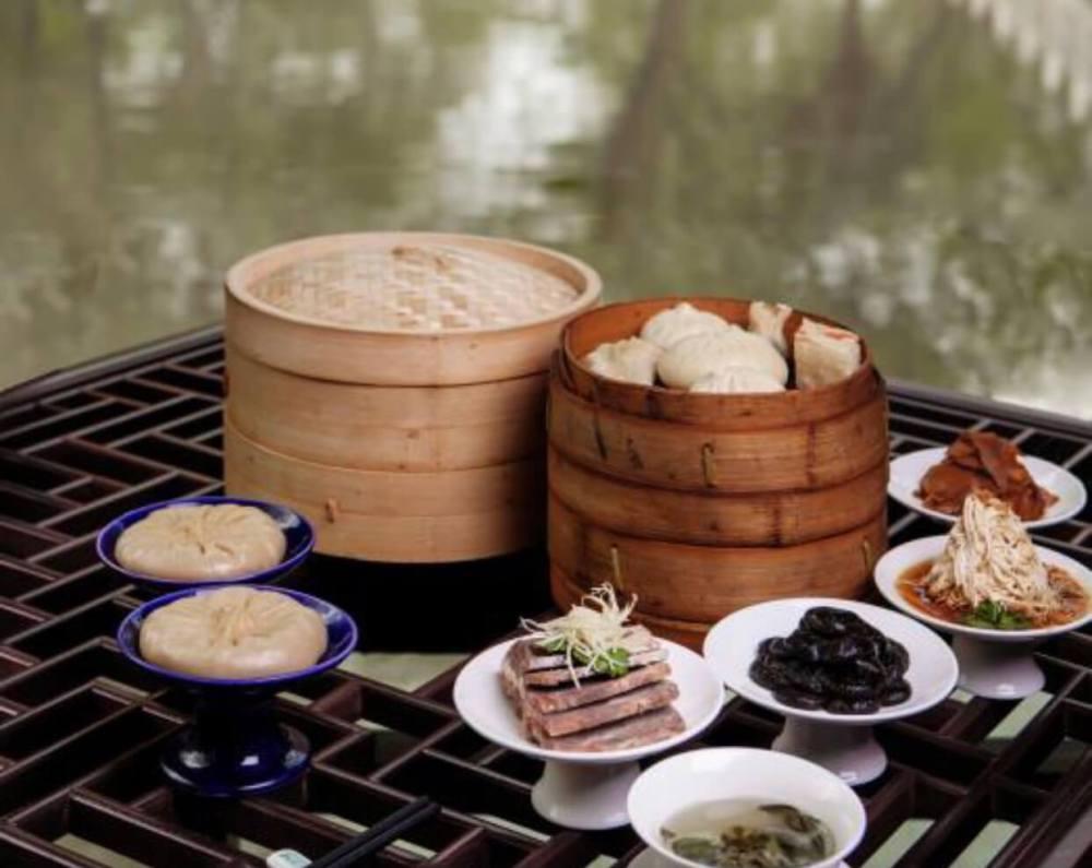 Gastronomía de Yangzhou, China