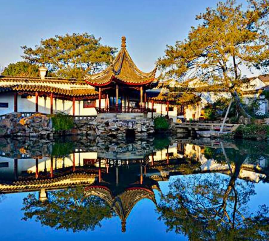 Descubre Yangzhou en China