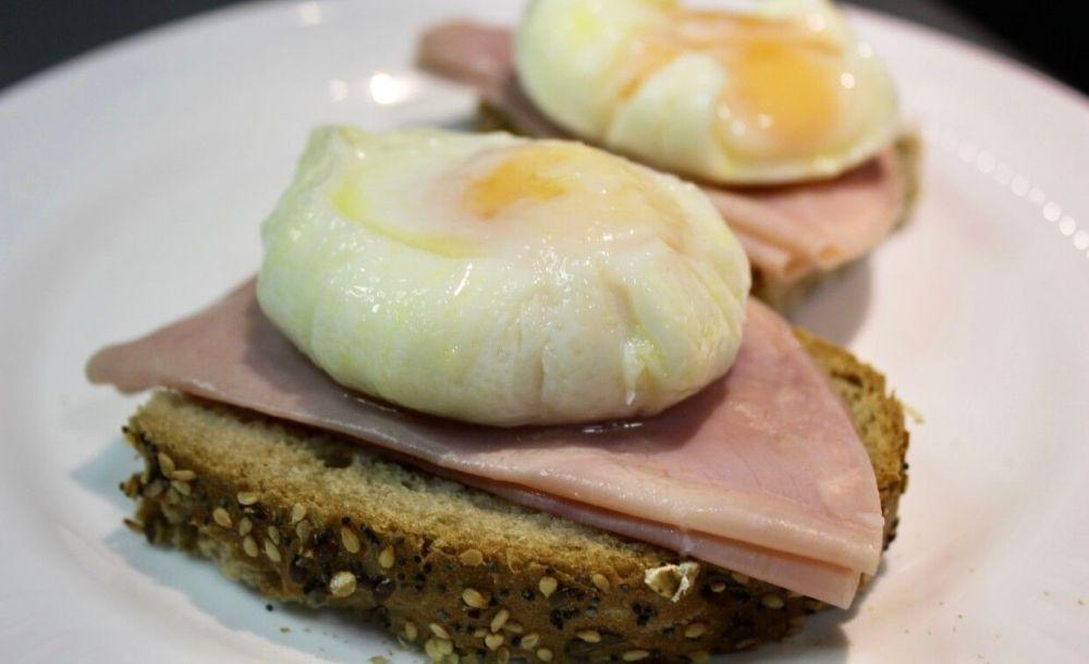 Receta de huevos Benedict