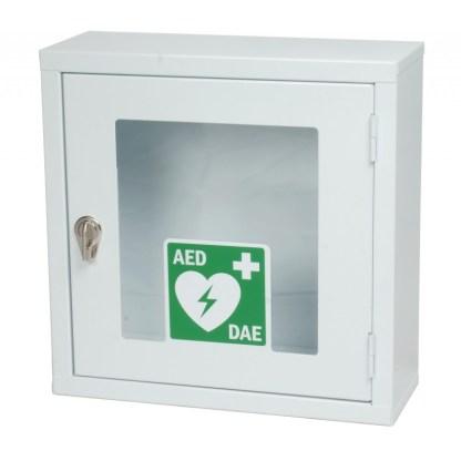 Armadio teca per defibrillatore