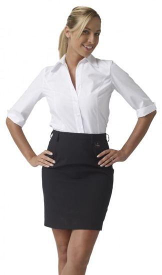 Camicia donna manica corta 3/4 MARIA