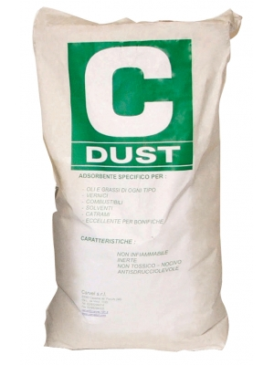 Polvere assorbente C-DUST