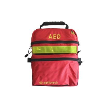 Borsa defibrillatore LIFE LINE AED rossa
