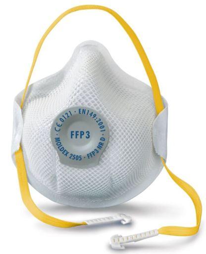 Mascherina monouso FFP3 NR D 2505