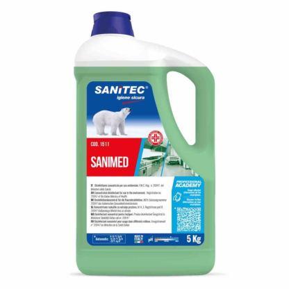 Detergente disinfettante SANIMED 5 kg