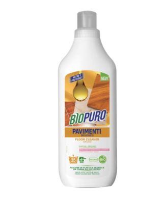 Detergente pavimenti OLIO DI LINO E NOCE 1 lt