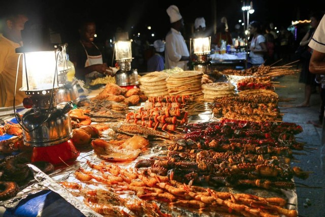 Forodhani Food Market