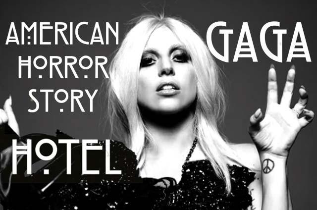 American Horror Story Hotel : Lady Gaga