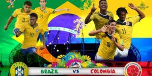 Brasile Colombia