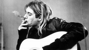 Kurt Cobain 16 inediti pubblicati su Youtube