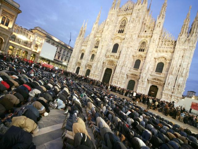 Due nuove moschee in progetto a Milano