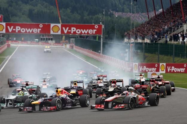 Gran Premio del Belgio di Formula 1