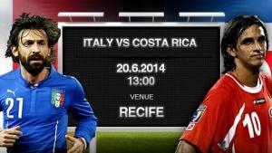 Italia Costa Rica