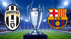 Juventus - Barcellona finale Champions League