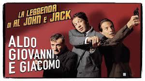 La leggenda di al, john & jack stasera in tv