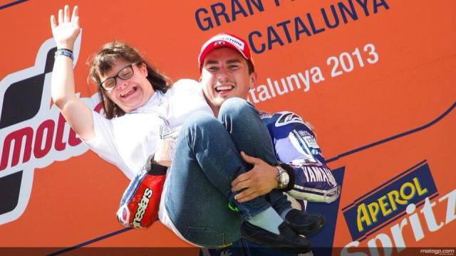 Lorenzo domina il Gran Premio di Catalunya