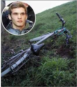 Nicola Tincani e la sua bicicletta a chi l'ha visto