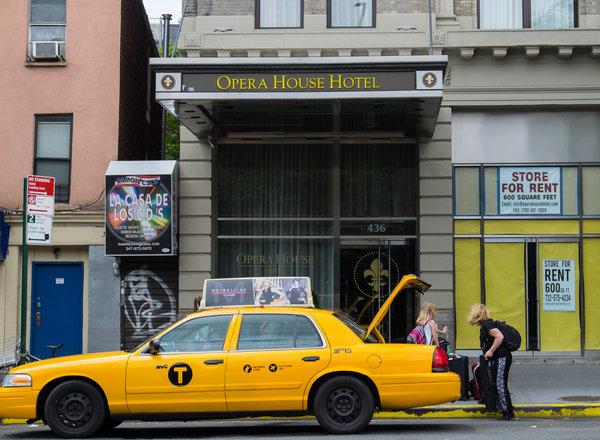 Opera House Hotel centro dell'epidemia di Legionella a New York
