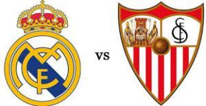 Real Madrid - Siviglia