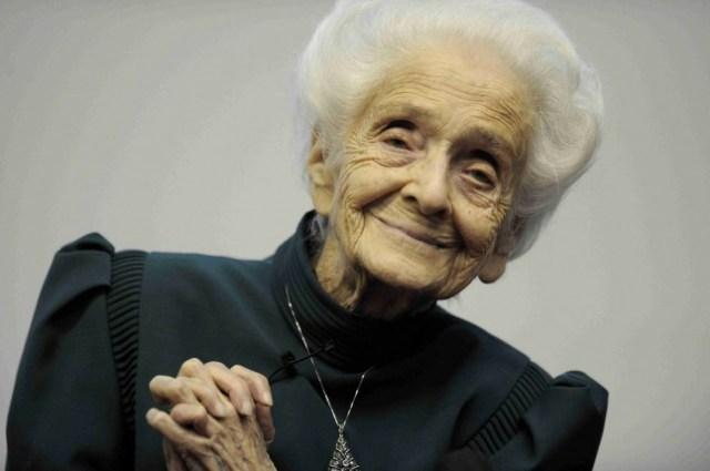 Rita Levi Montalcini, il 22 aprile la giornata della salute della donna