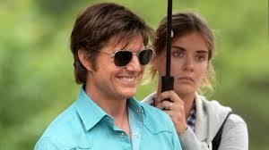 Tom Cruise con Emily Thomas al quarto matrimonio