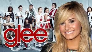 Demi Lovato a Glee
