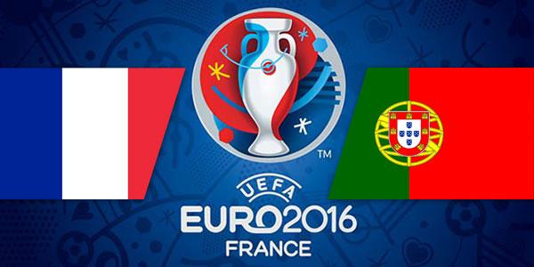 Finale Europei 2016: Portogallo - Francia