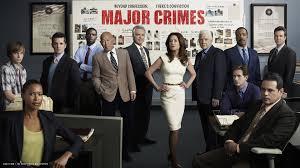 Major Crimes stasera in tv