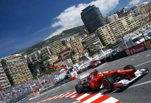 Monaco: Montecarlo Formula 1