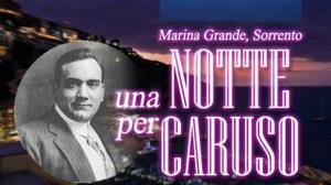 Una notte per Caruso questa sera in tv