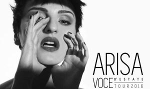 Arisa Voce D'estate Tour
