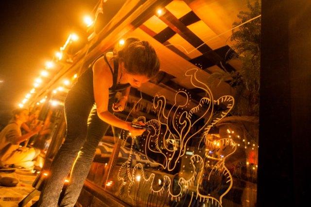 #CasaCorona cerró la temporada de verano con arte y música