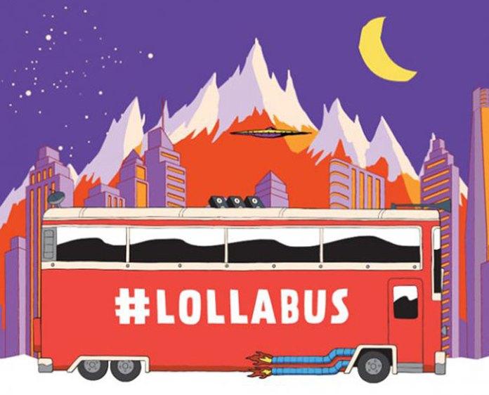 Transporte, pulseras y wi-fi entre las novedades de Lollapalooza 2017