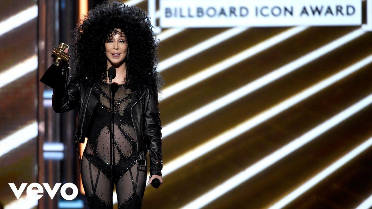 Cher recibió el premio al ícono Billboard 2017