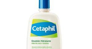 Cosmetiquero: loción limpiadora Cetaphil
