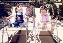 vacaciones de la infancia