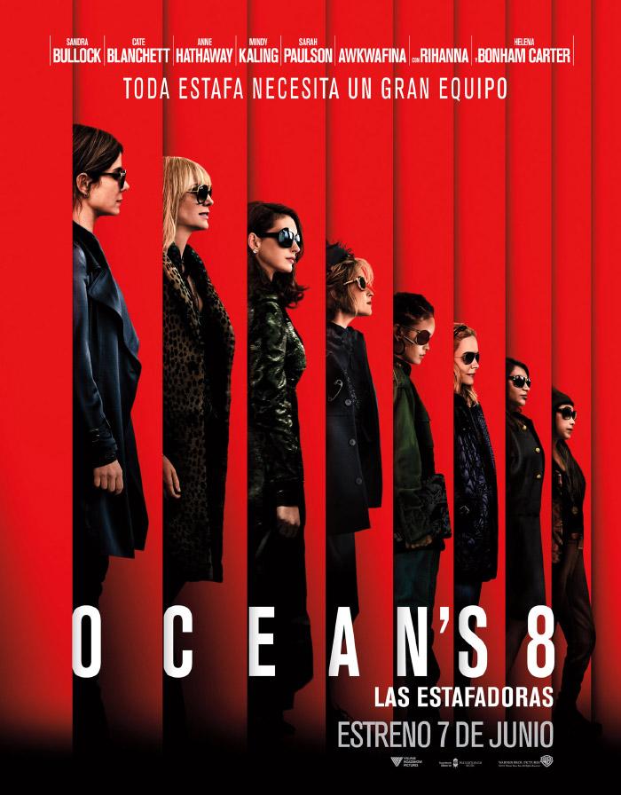 Ocean's 8.