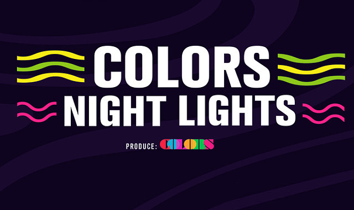 Color Night Lights