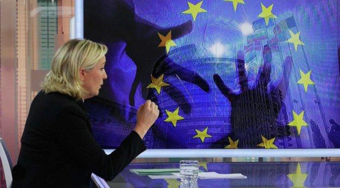 2017: Rückt das Ende der EU und des Euro näher oder: wenn Le Pen doch gewählt wird?