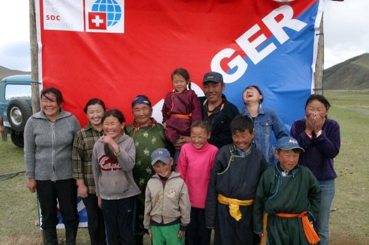 Zanjan Fromer - GER to GER - Swiss Agency for International Development
