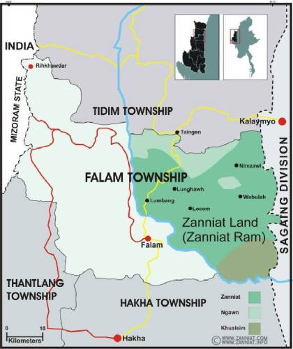 Z Map