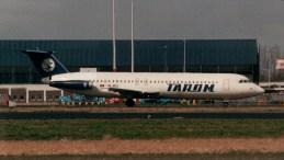 BAC 111-525FT Tarom YR-BCL