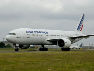 Air France B777-228ER