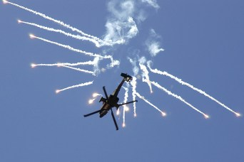 Dutch Apache with flare