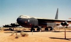 Retired B-52D, 56-0585