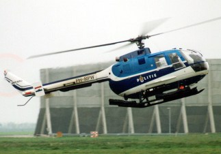 Rijks Politie Bolkow Bo-105 PH-RPW