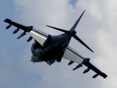 Harrier ZD465 55A