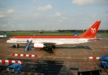Boeing 757-236 OY-GRL Greenlandair